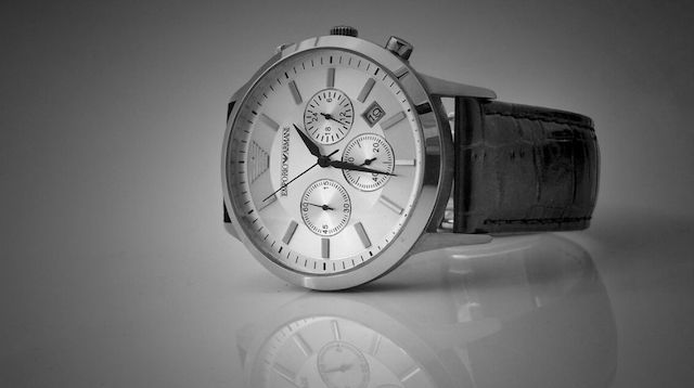 Affiliate Marketing Chronograph Watch