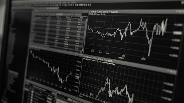 Classified Balance Sheet Stock App on Computer Screen