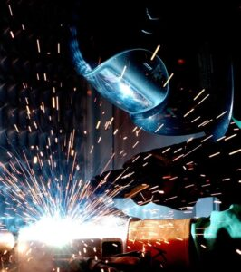 Government Grants Person Welding