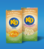 Intellectual Property Kraft Dinner Boxes