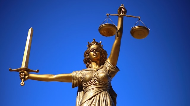 Liability Insurance Scales of Justice
