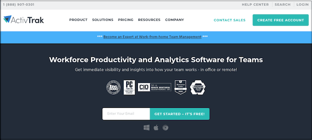 Open Source BI Tools ActivTrak