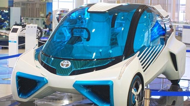 R&D Toyota Auto Prototype