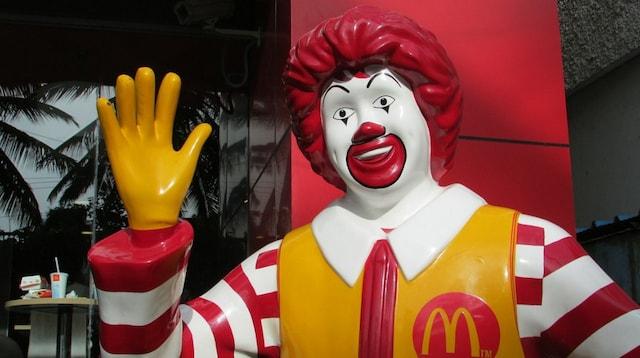 Target Market McDonalds
