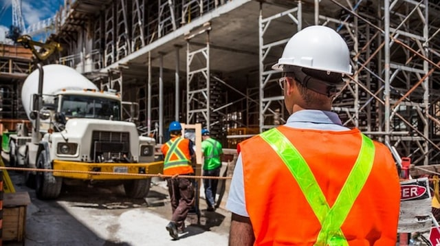 Workers on Construction Work Where Liability Waivers Are Required
