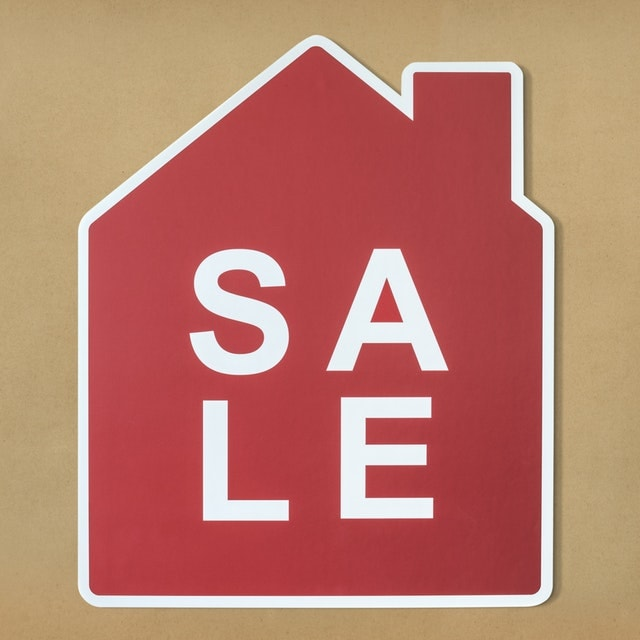 Build a Website Sale Sign