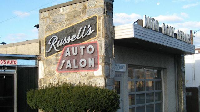 Business Name Generators Russell's Auto Salon