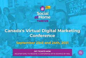 SocialAtHome Digital Marketing Conference