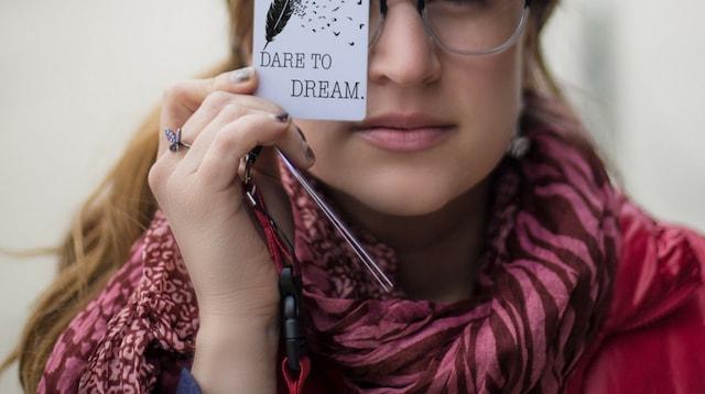 Domain Search Dream Card