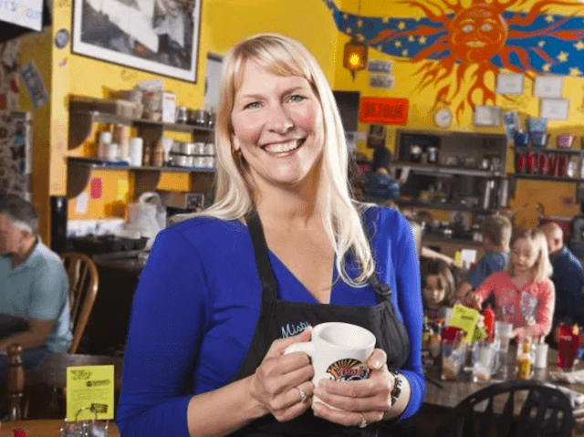 Female Business Owners Misty Young