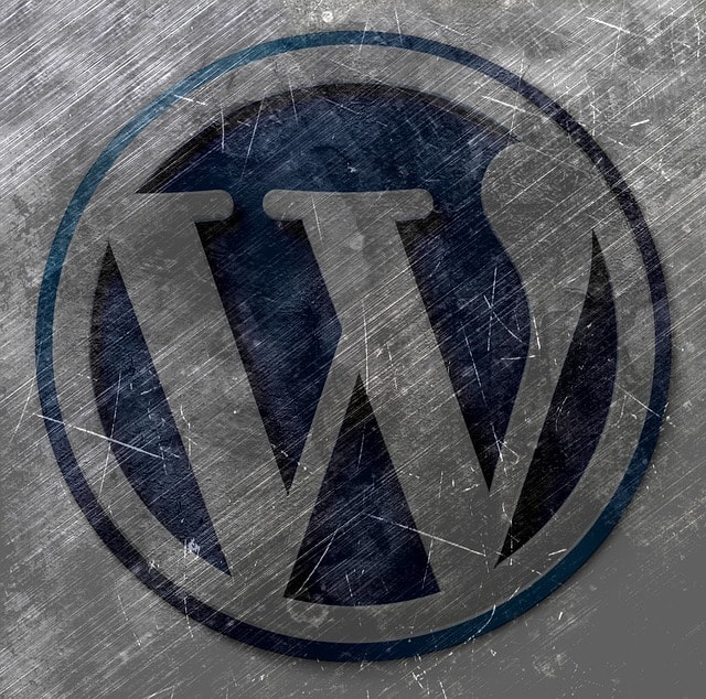 How to Make a Website WordPress Logo