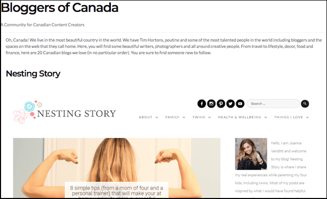 How to Set Up a WordPress Blog Bloggers of Canada