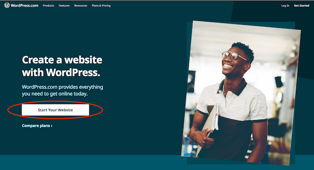 How to Set Up a WordPress Blog Start