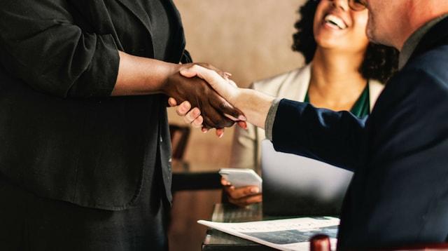 Free Email Handshake