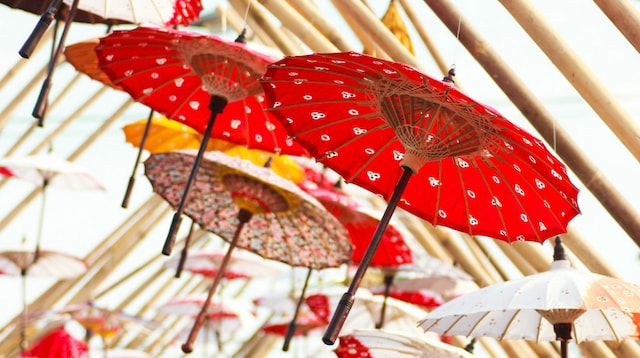 Increase Sales Umbrellas