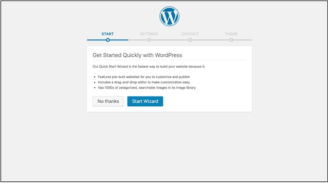 Make a Website MWP Setup 4