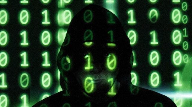 Malware Removal Hacker in Hoodie