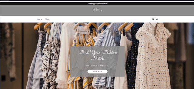 Register Business Name Online Store Template