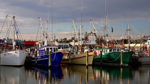 Small Business Grants in Nova Scotia Fishing Boats