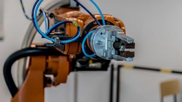 Small Business Grants in Nova Scotia Robotic Arm
