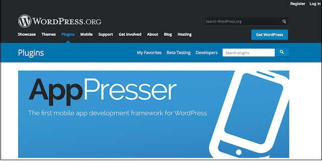 Website Conversion AppPresser