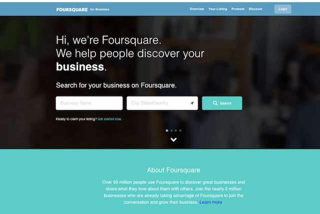 What is SEO Foursquare