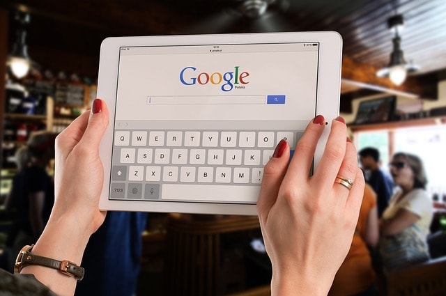 What is SEO Google Open on Tablet