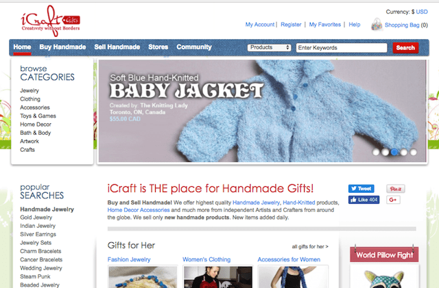 Why Do I Need a Website for My Business iCraft Gifts